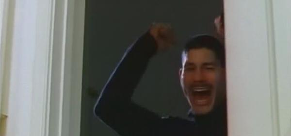 psycho kickboxer curtis bush screaming